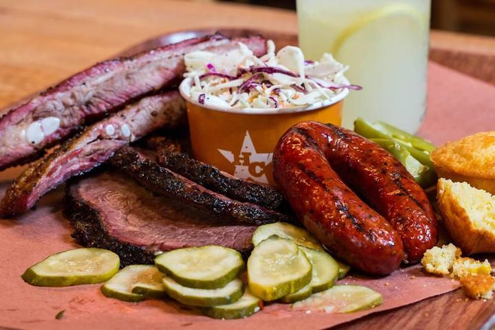 Pet Friendly Hill Country Barbecue Market