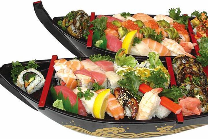 Pet Friendly Iron Sushi
