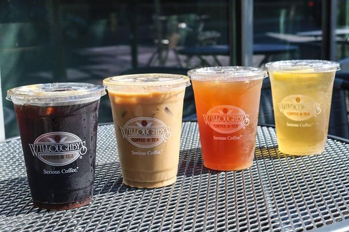 Pet Friendly Willoughby's Coffee & Tea