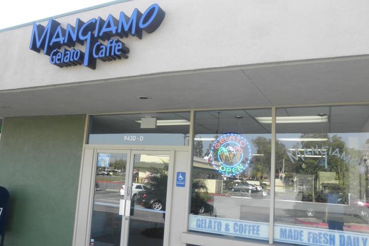 Pet Friendly Mangiamo Gelato Caffe