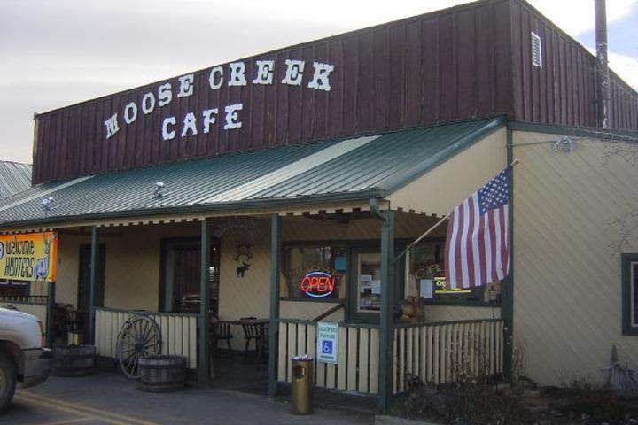 Pet Friendly Moose Creek Cafe