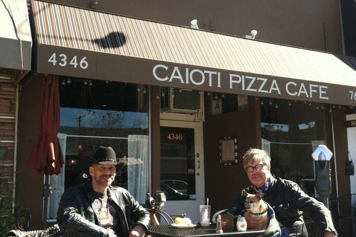 Pet Friendly Caioti Pizza Cafe