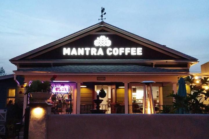 Pet Friendly Mantra Coffee Company