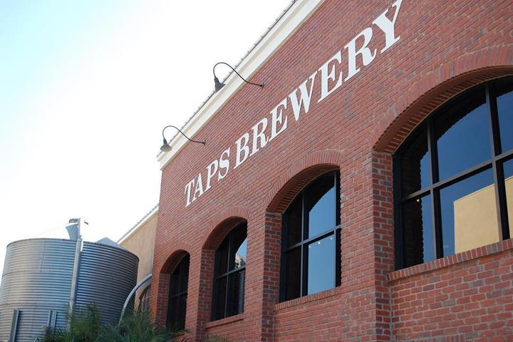 Pet Friendly TAPS Fish House & Brewery