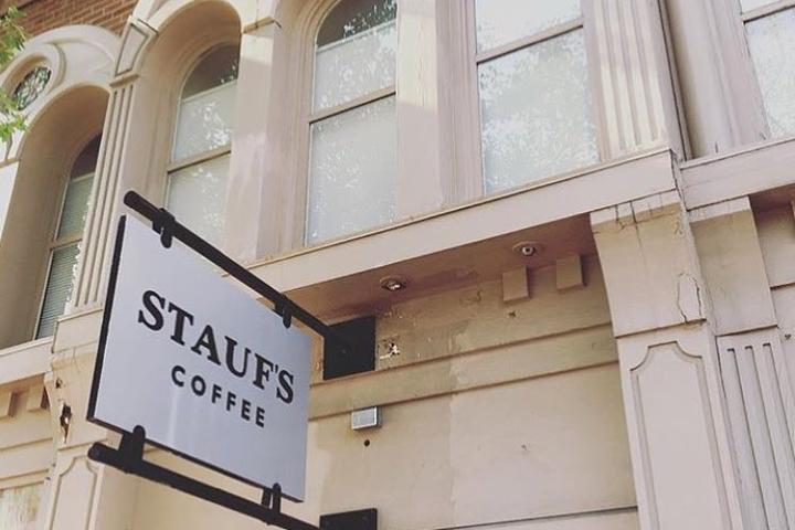 Pet Friendly Stauf's Coffee Roasters