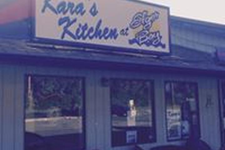 Pet Friendly Kara's Kitchen at Elger Bay