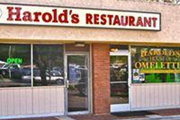 Pet Friendly Harold's House Of Omelettes