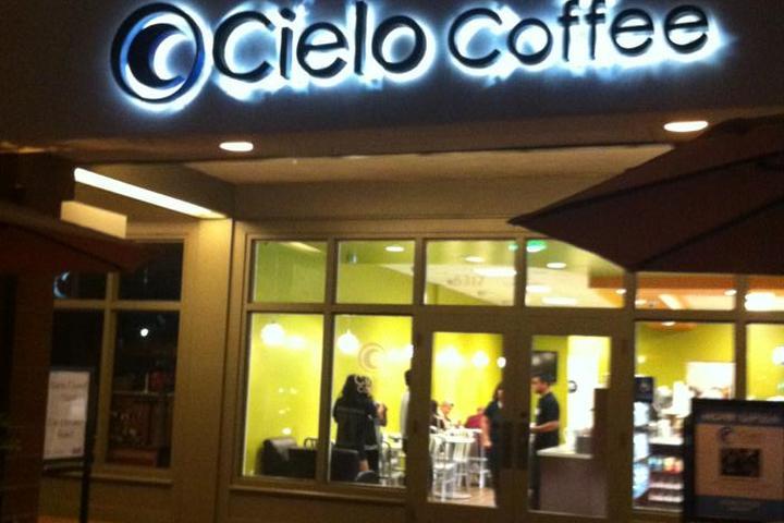 Pet Friendly Cielo Coffee