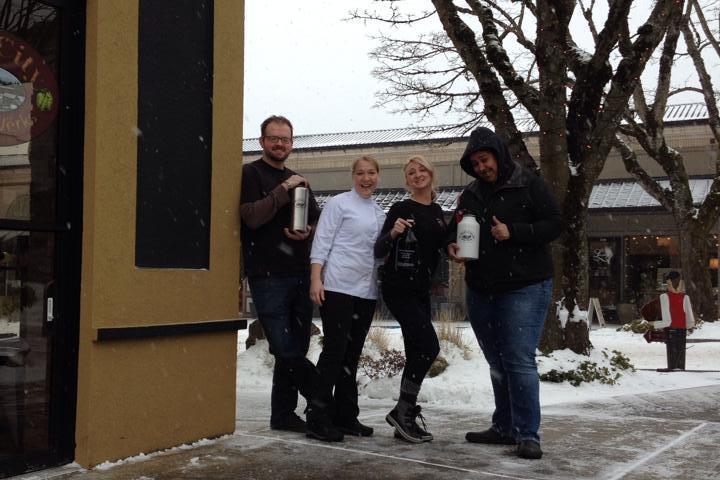 Pet Friendly Mill City Brew Werks