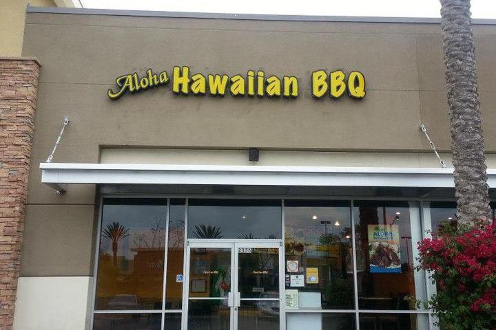 Pet Friendly Aloha Hawaiian BBQ
