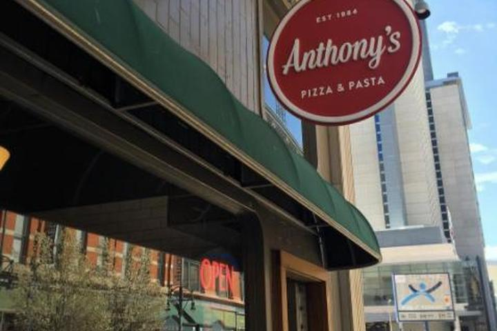 Pet Friendly Anthony's Pizza & Pasta