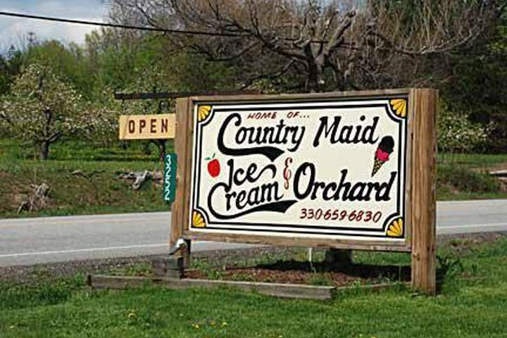 Pet Friendly Country Maid Ice Cream