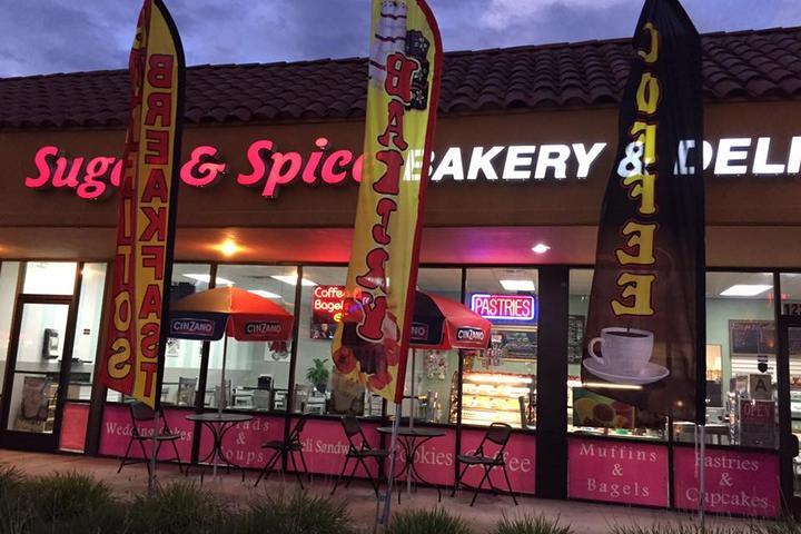 Pet Friendly Sugar and Spice Bakery & Deli