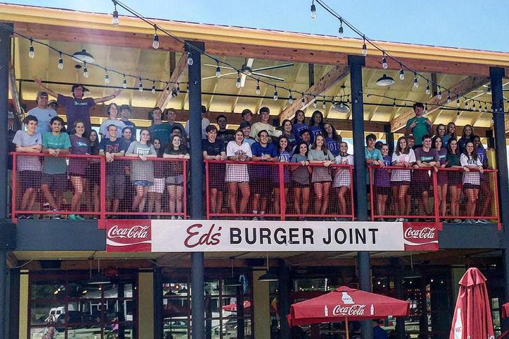 Pet Friendly Ed's Burger Joint