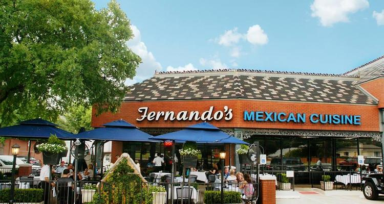 Fernando S Mexican Cuisine Is Pet Friendly