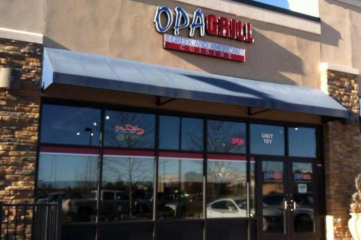 Pet Friendly Opa Grill