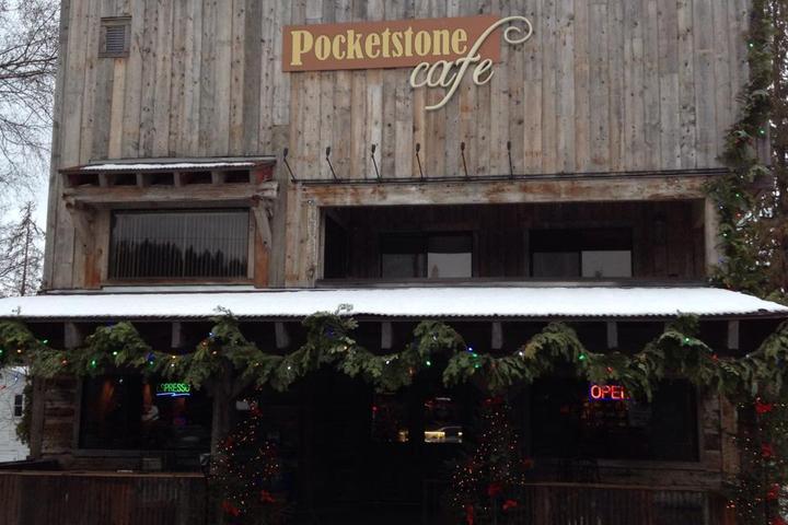 Pet Friendly Pocketstone Cafe