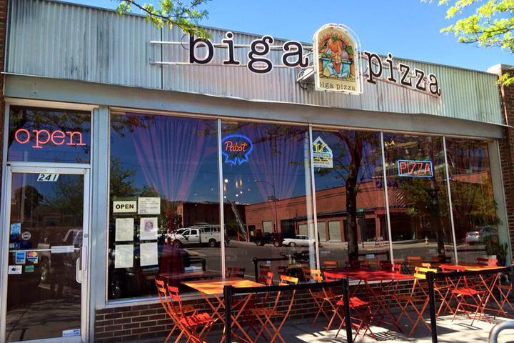 Pet Friendly Bob Marshall's Biga Pizza