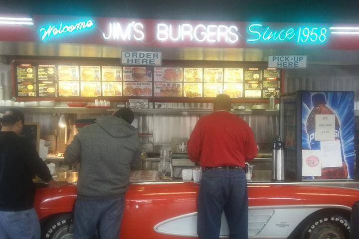 Pet Friendly Jim's Burgers