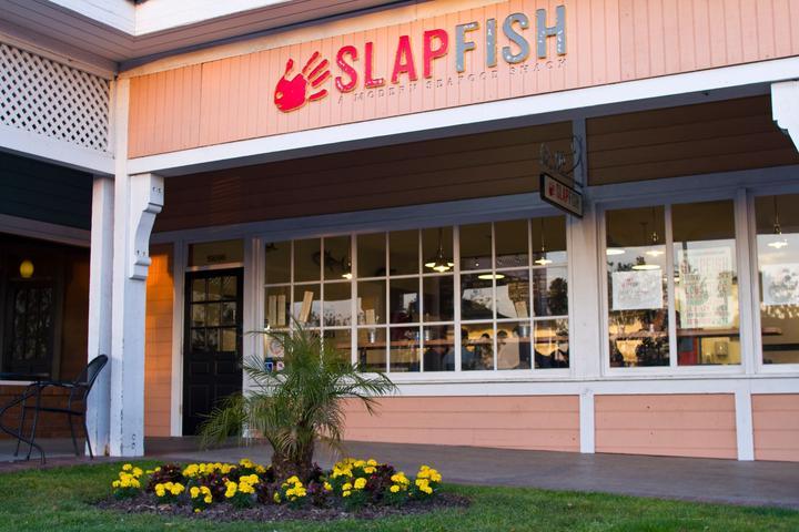 Pet Friendly Slapfish Restaurant