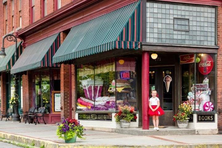 Pet Friendly The Corner Shop
