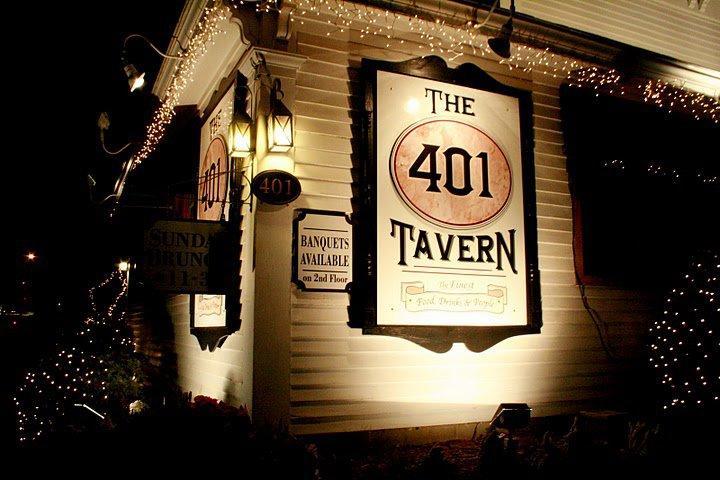 Pet Friendly The 401 Tavern