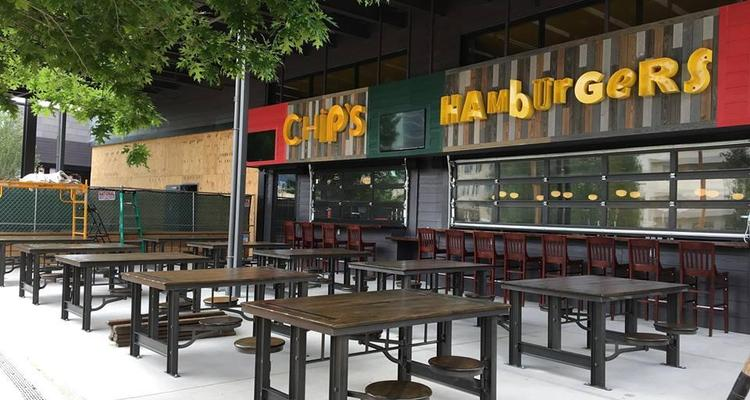 Chip S Old Fashioned Hamburgers Is Pet Friendly