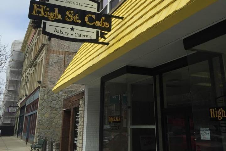 Pet Friendly High St. Cafe