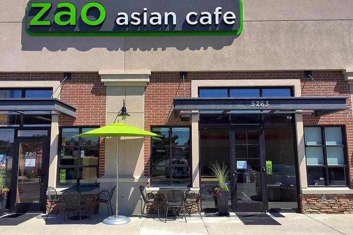 Pet Friendly Zao Asian Cafe