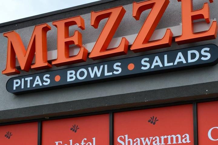 Pet Friendly Mezze Middle'Terranean Cuisine
