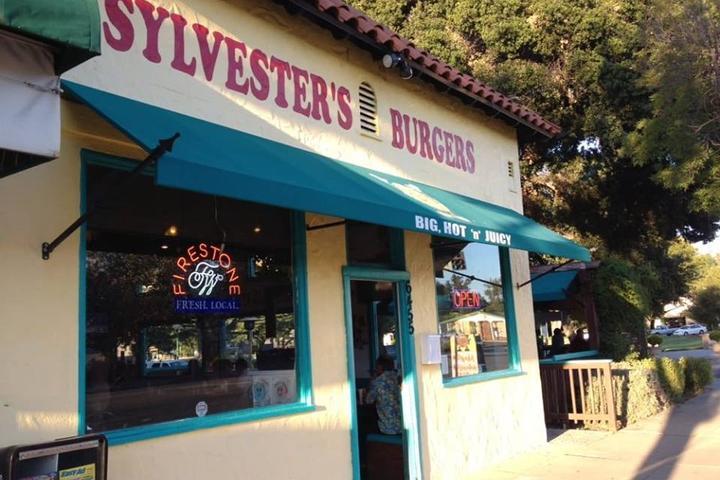 Pet Friendly Sylvester's Burgers
