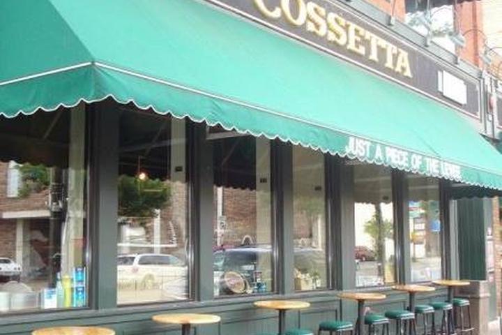 Pet Friendly Cossetta's Italian Market & Pizzeria