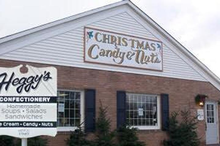 Pet Friendly Heggy Confectionery