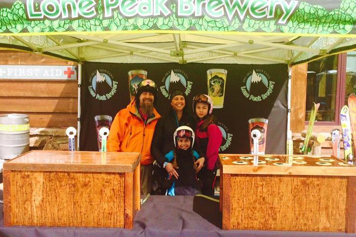 Pet Friendly Lone Peak Brewery
