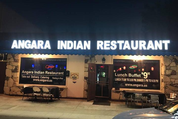 Pet Friendly Angara Indian Restaurant
