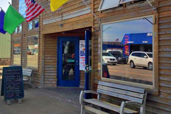 Pet Friendly Falling Rock Cafe & Book Store
