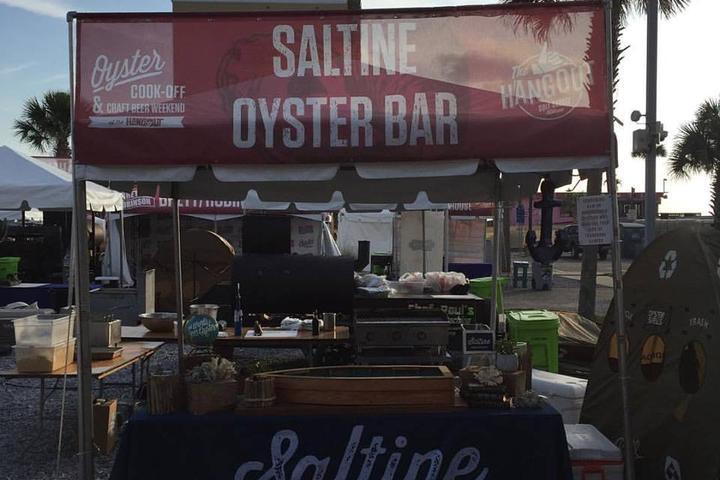 Pet Friendly Saltine Oyster Bar