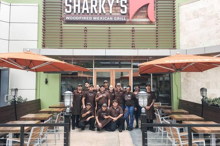 Pet Friendly Sharky's Mexican Grill