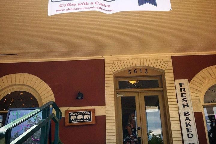 Pet Friendly Global Goods and Coffee