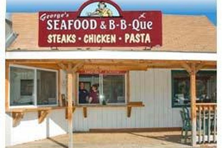 Pet Friendly George's Seafood