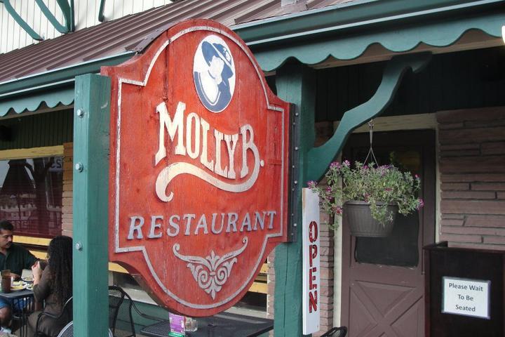 Pet Friendly Molly B Restaurant