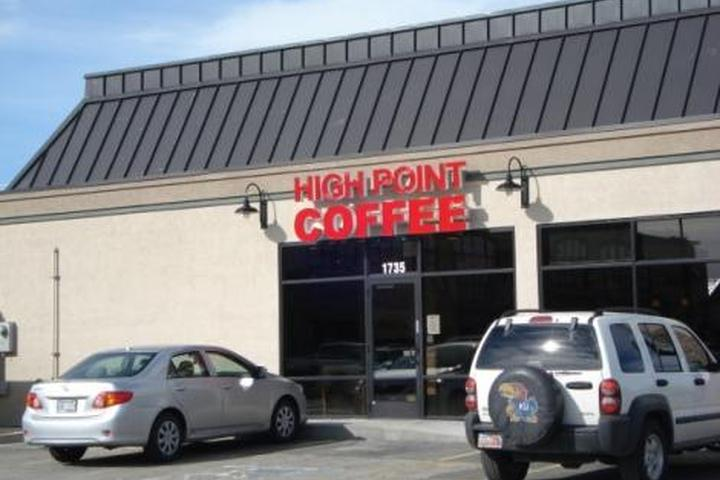 Pet Friendly High Point Coffee