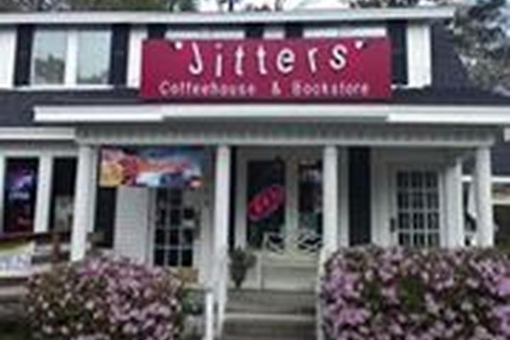 Pet Friendly Jitters Coffeehouse & Bookstore