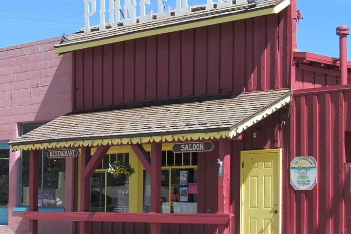 Pet Friendly Pioneer Inn