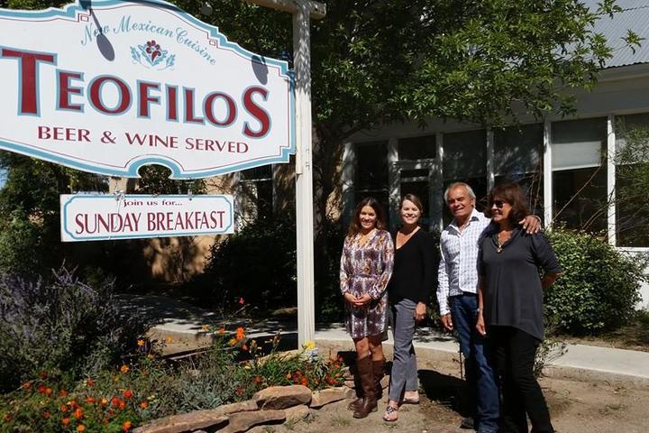 Pet Friendly Teofilo's Restaurante