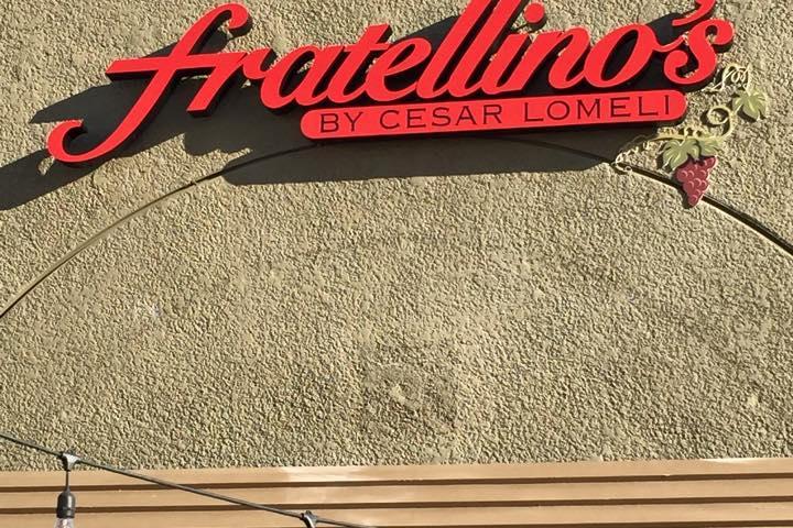 Pet Friendly Fratellino's