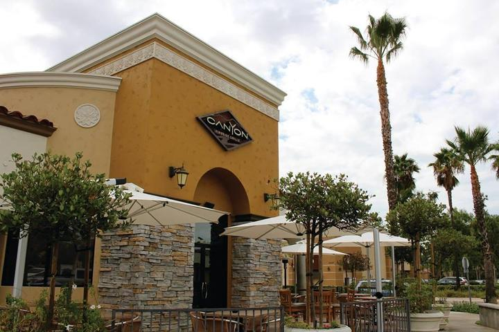 Pet Friendly Canyon Fireside Grille