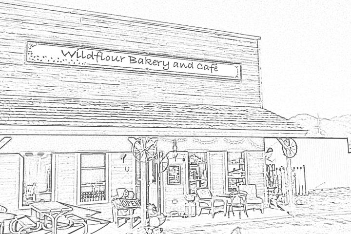Pet Friendly Wild Flour Bakery