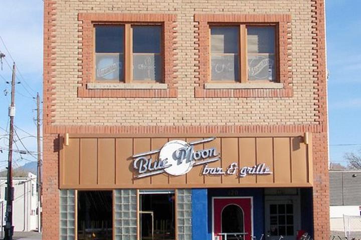Pet Friendly Blue Moon Bar & Grille