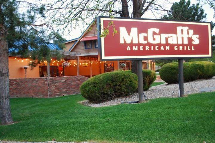 Pet Friendly McGraff's American Grille